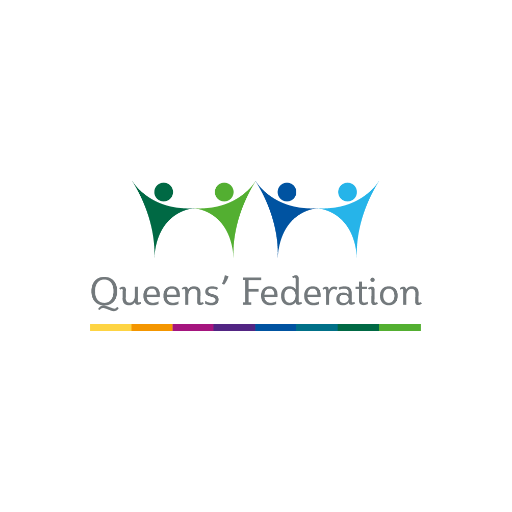 Queens' Federation logo